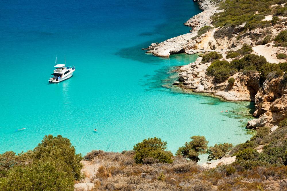 Bugt - Kreta i Grækenland