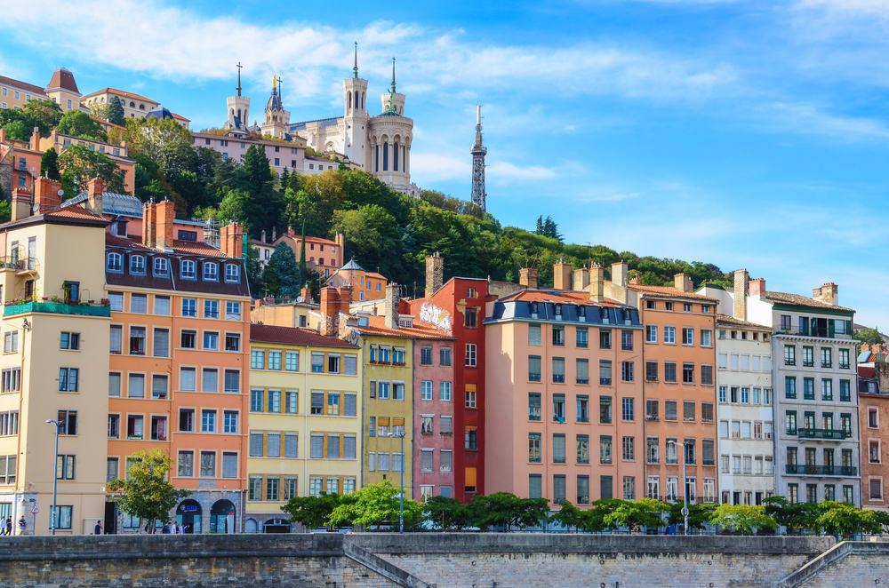 2 dage i Lyon