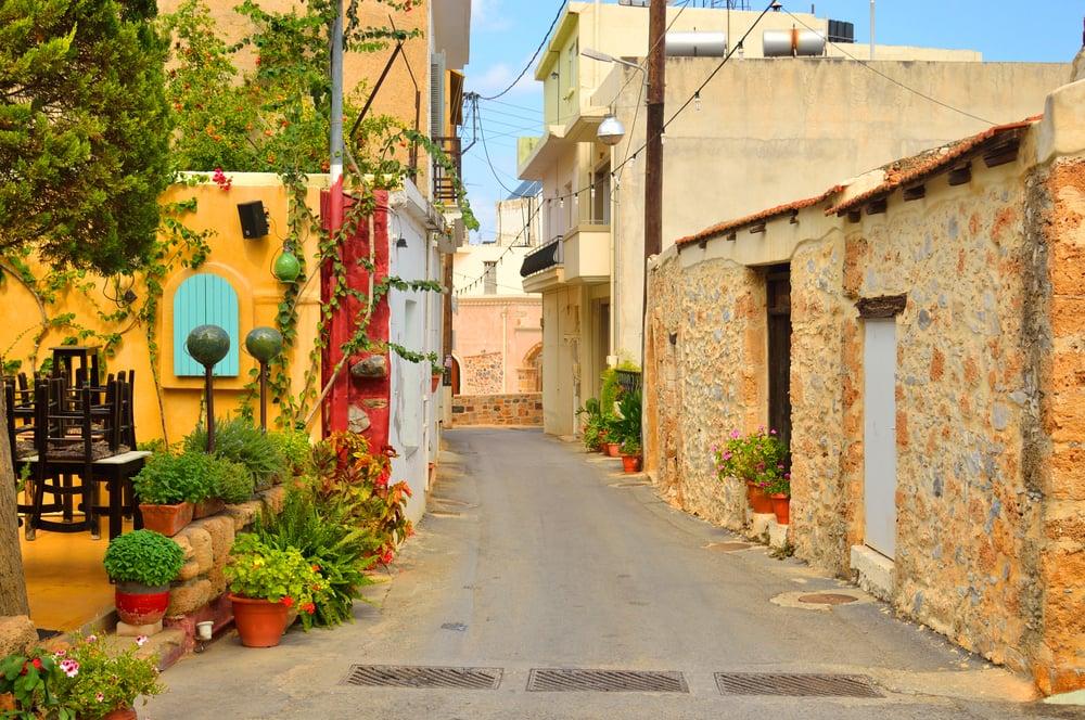 Malia - Kreta i Grækenland