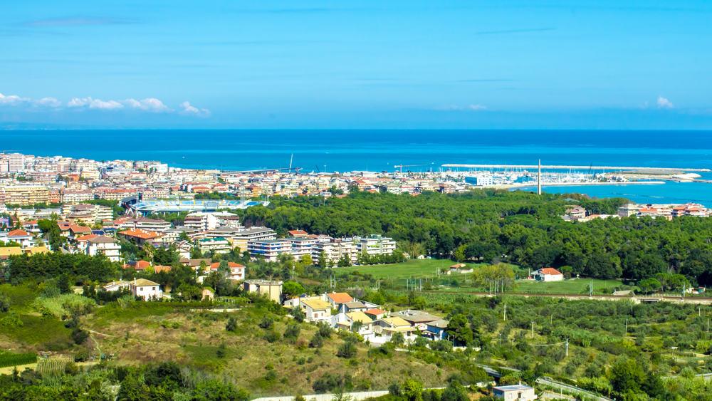 Pescara i Italien