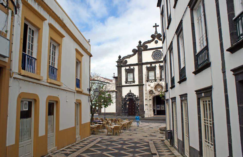 Ponta Delgada - Azorerne i Portugal