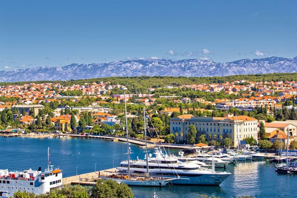 billige flybilletter til Kroatien