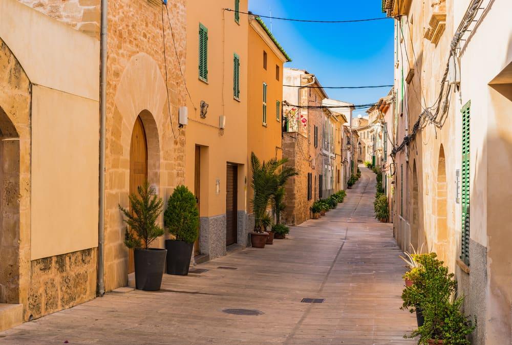 Alcudia - Mallorca i Spanien