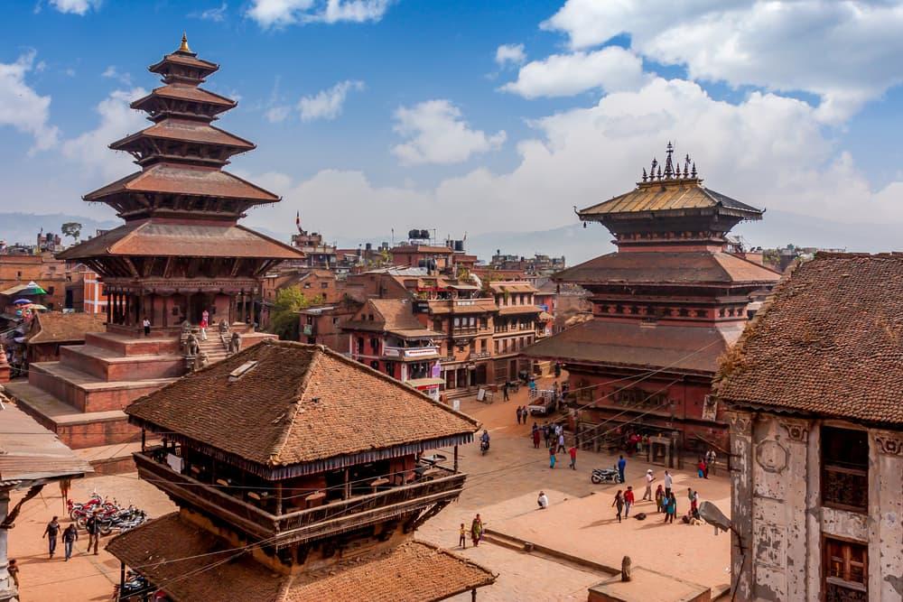 Rundrejse i Nepal