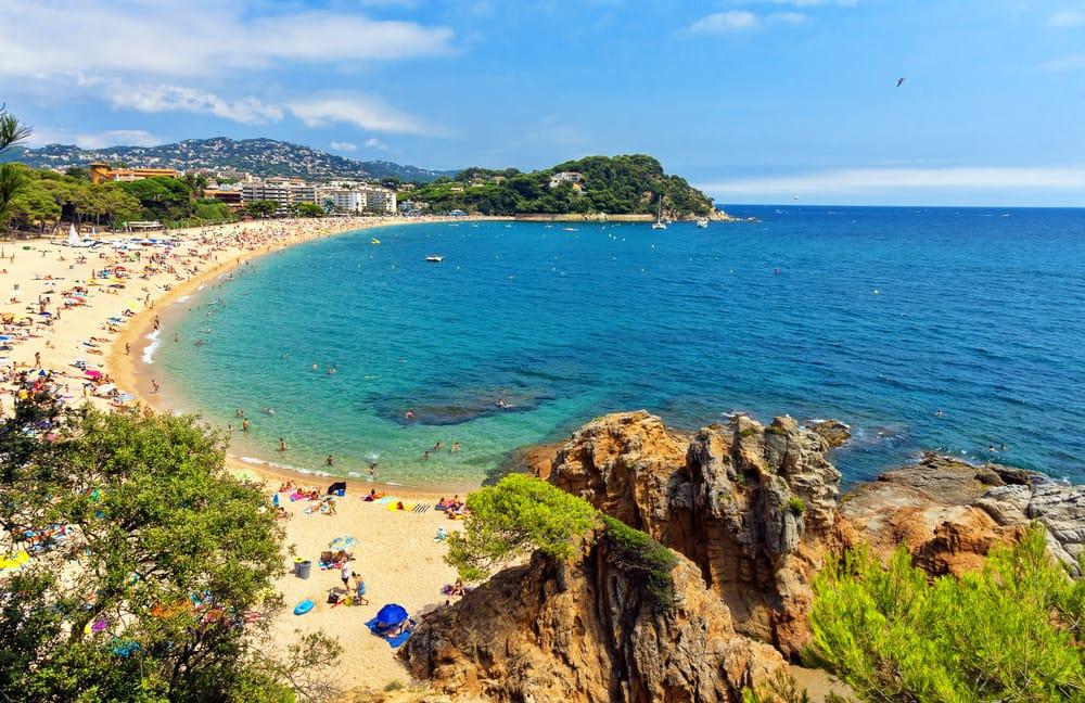 Lloret-de-mar - Costa Brava i Spanien