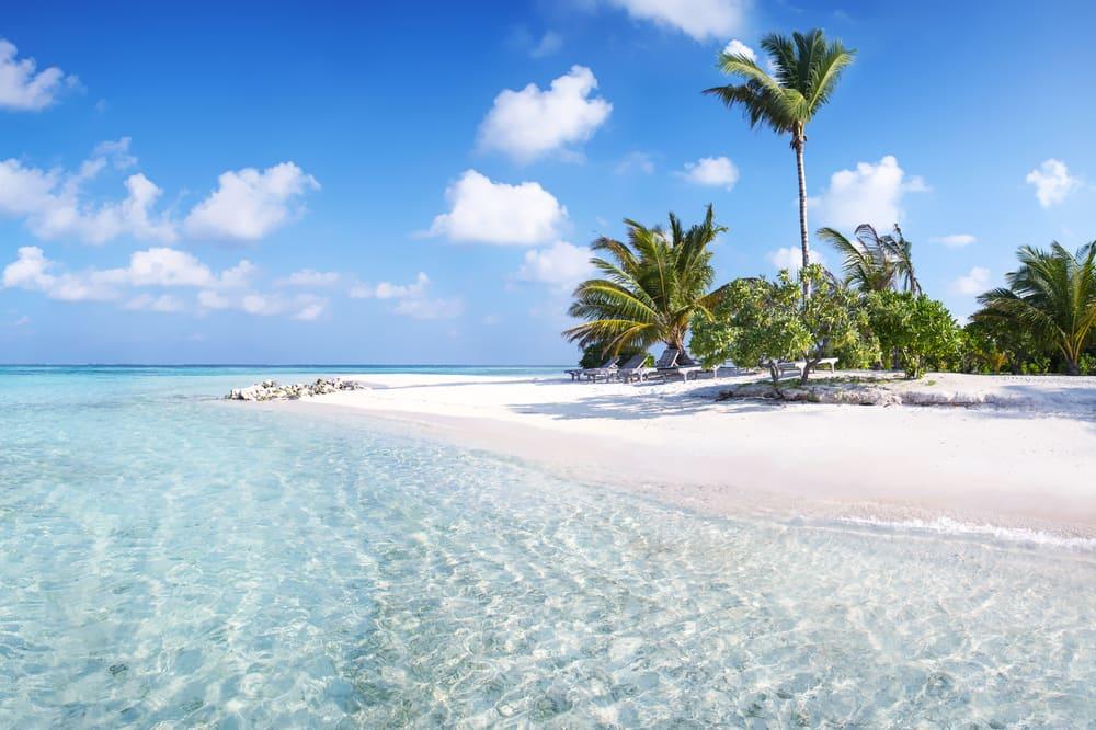 Ferie på Maldiverne