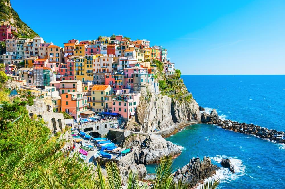 hotel ved Cinque Terre