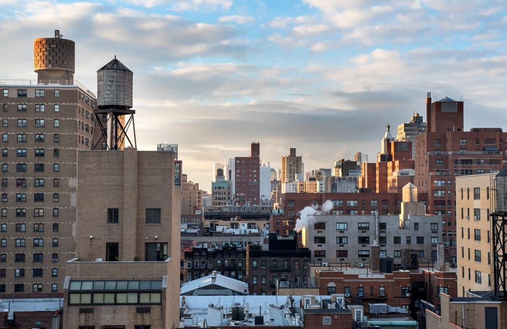Manhattan - New York i USA
