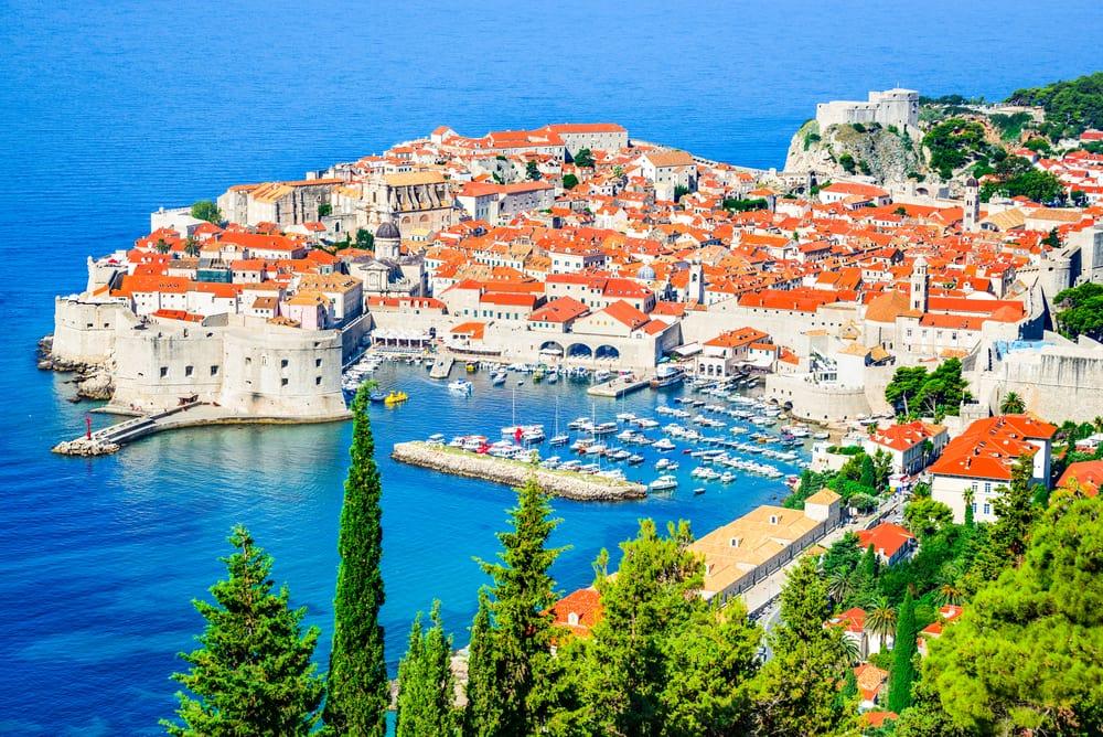 Ferie i Dubrovnik