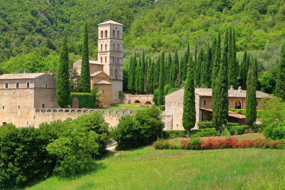 Valle - Umbrien i Italien