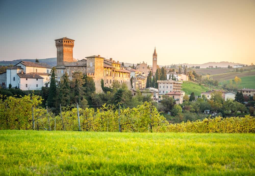 Modena: Emilia-Romagna i Italien