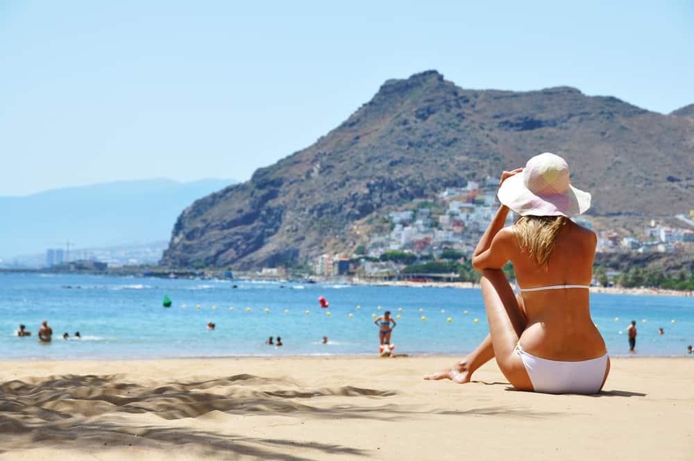 En uges charter på Tenerife