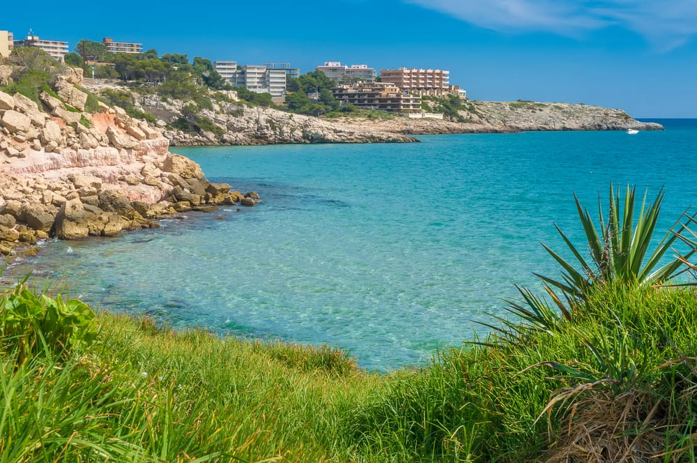Salou på Costa Dorada - Spanien