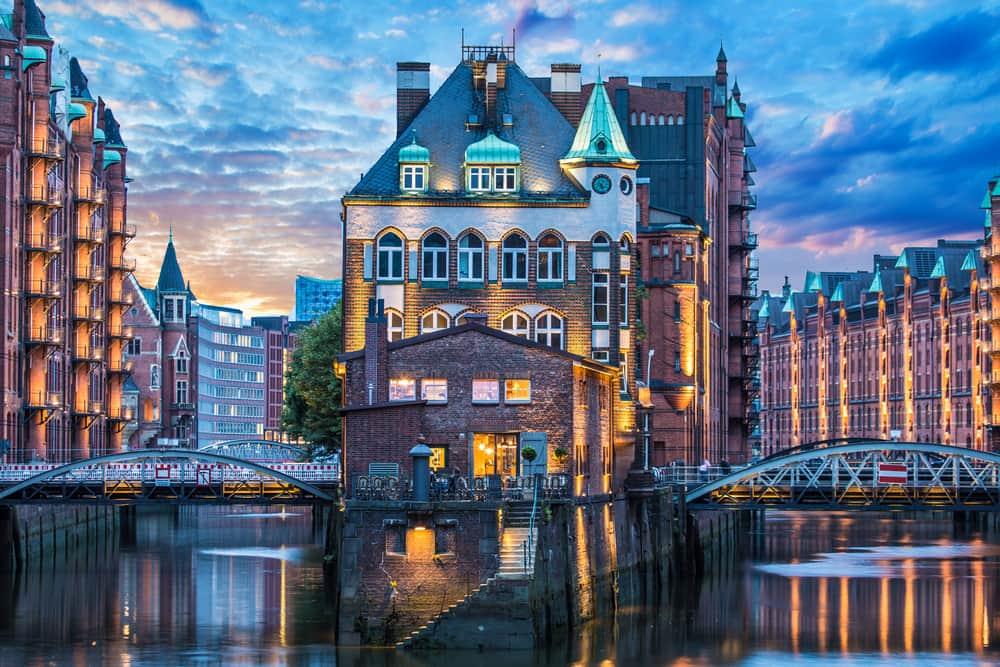 5-stjernet spahotel ved Hamborg