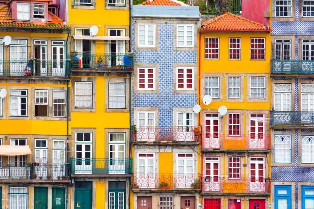 Ribeira - den gamle del af Porto