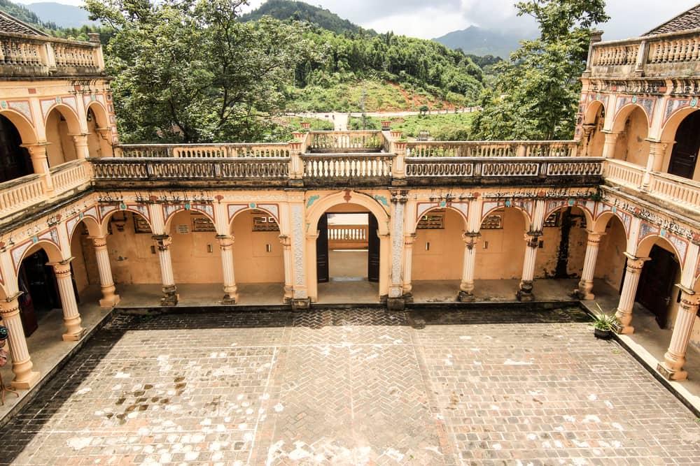 Sapa dalen - Vietnam