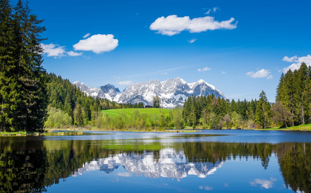 Slotsferie i Tyrol