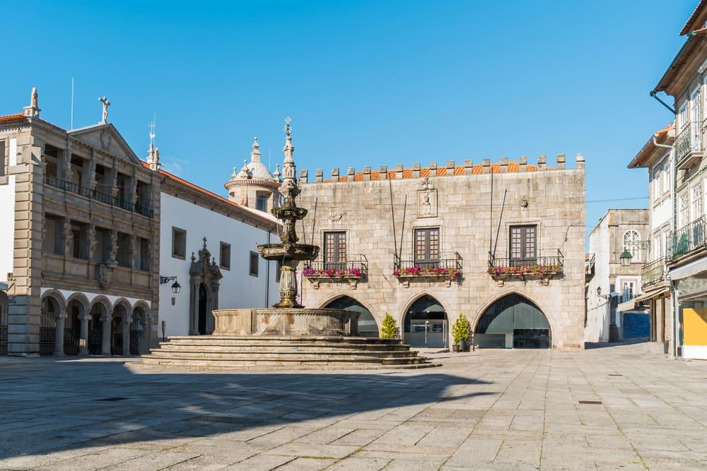 Viana do Castelo i Portugal