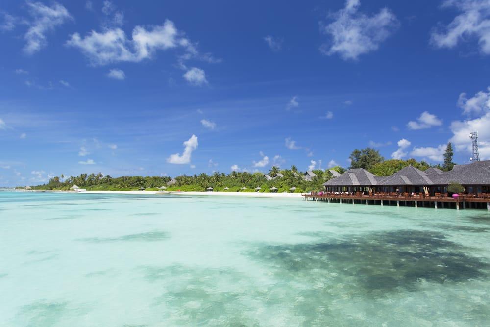 Kaafu Atoll - Maldiverne