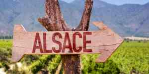 Alsace i Frankrig