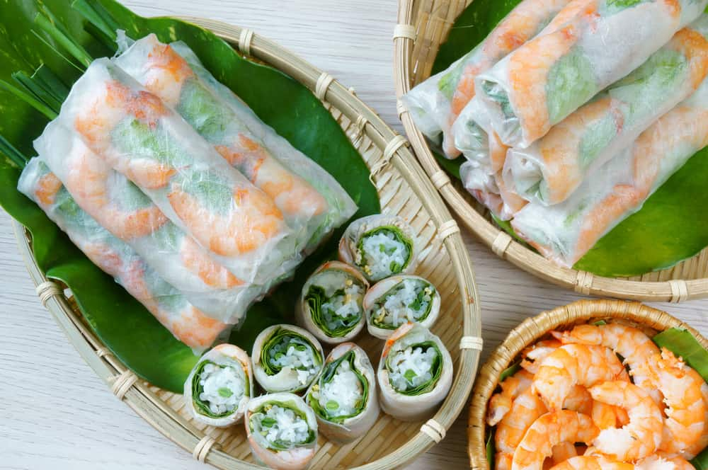 Det vietnamesiske køkken