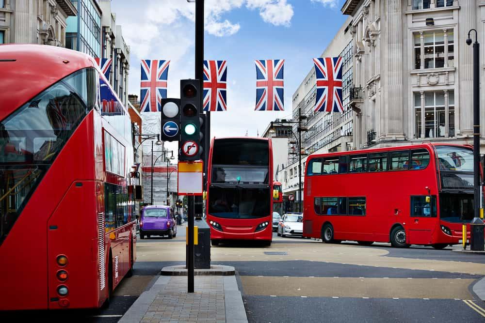 Oxford Street i London