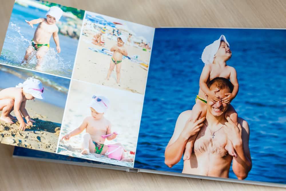 Lav din egen ferie fotobog