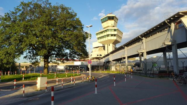 Berlin Tegel lufthavnen