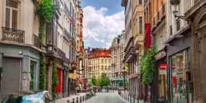 Weekendtur i Bruxelles i Belgien