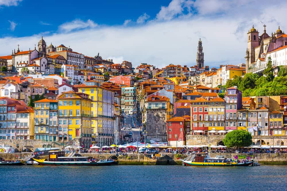 Porto i Portugal