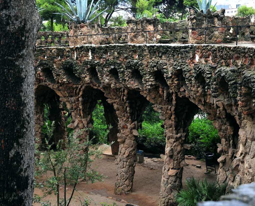 Antoni Gaudis Park Güell
