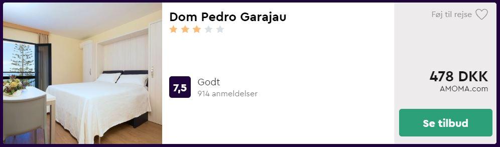 Dom Pedro Garajau - Madeira i Portugal