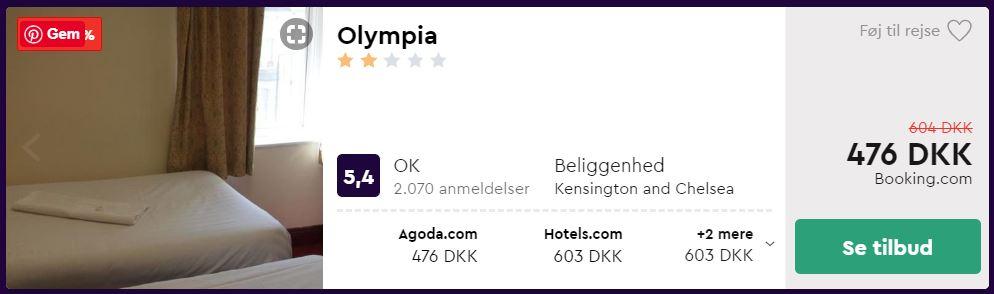 Olympia - London