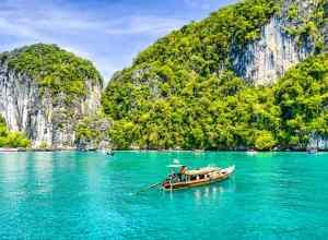 Phuket i Thailand