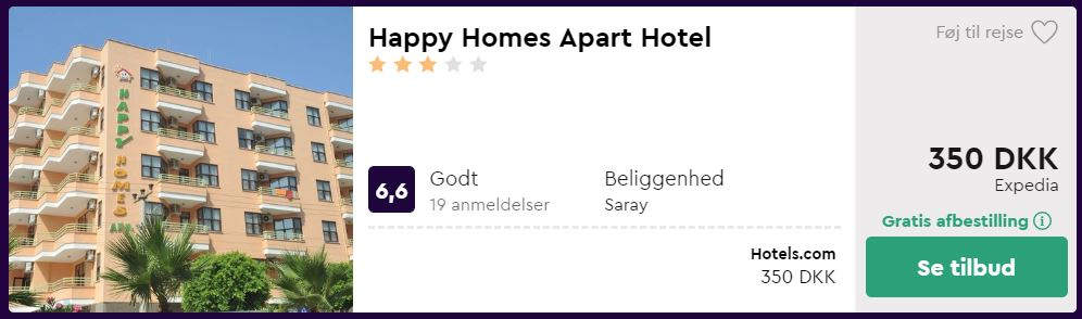 Happy Homes Apart Hotel