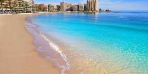 Torrevieja i Alicante