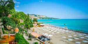 Sommerferie i Sunny Beach - Bulgarien