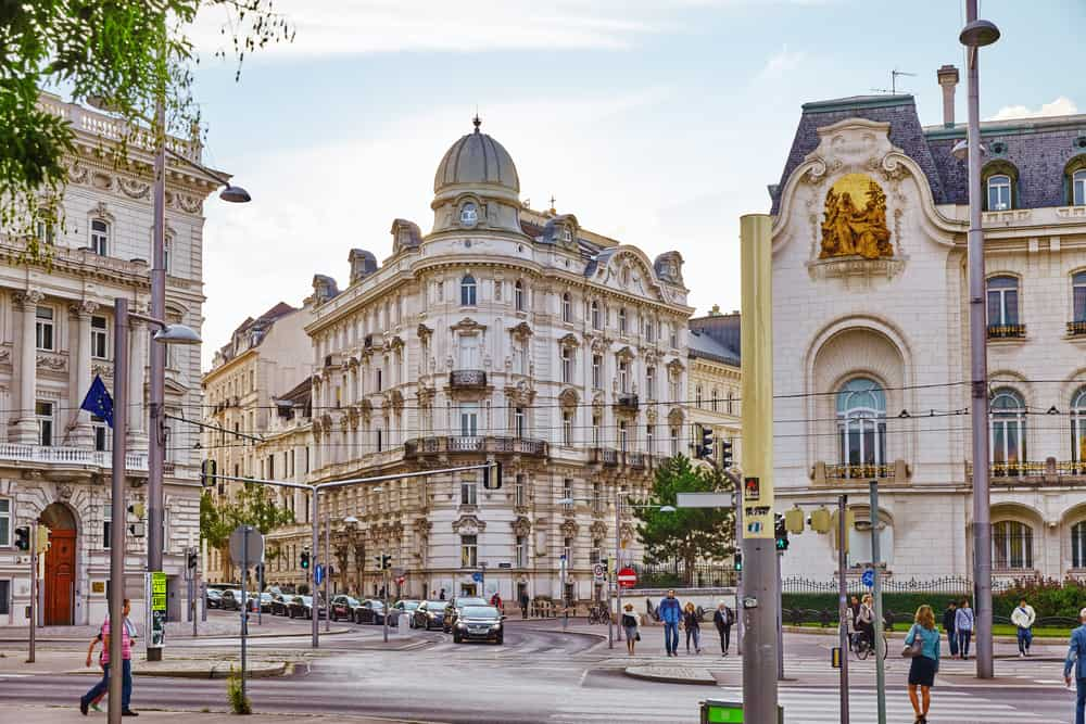 Storbyferie i Wien - Østrig
