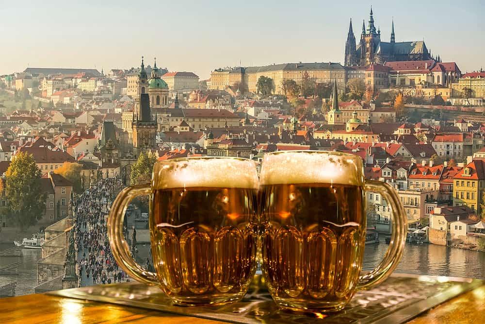 Afslapning i Prag - Tjekkiet