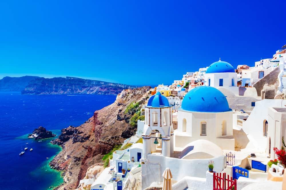 Santorini - Grækenland