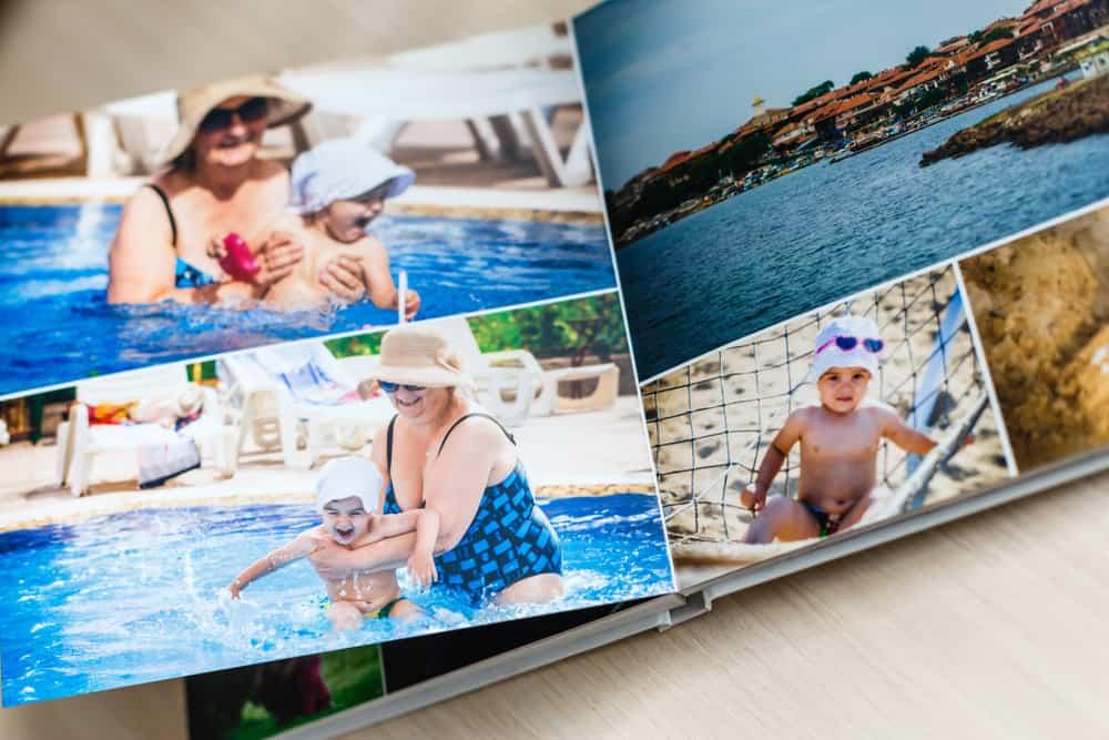 Lav en rejse fotobog