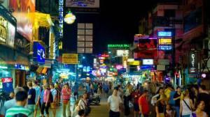 Thailandia - Bangkok, Khao San Road - viaggio