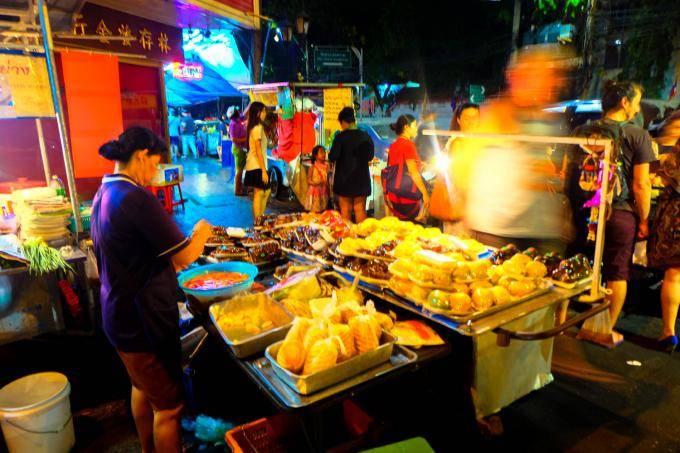 Khao San Road, tailândia, bangkok, viagens, vida na cidade