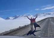 Truntetur i Kirgisistans bjerge