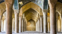 Iran - Shiraz - moske - rejser