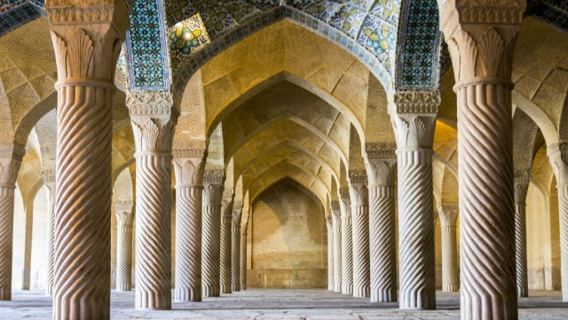 Iran - Shiraz - mosque - travel