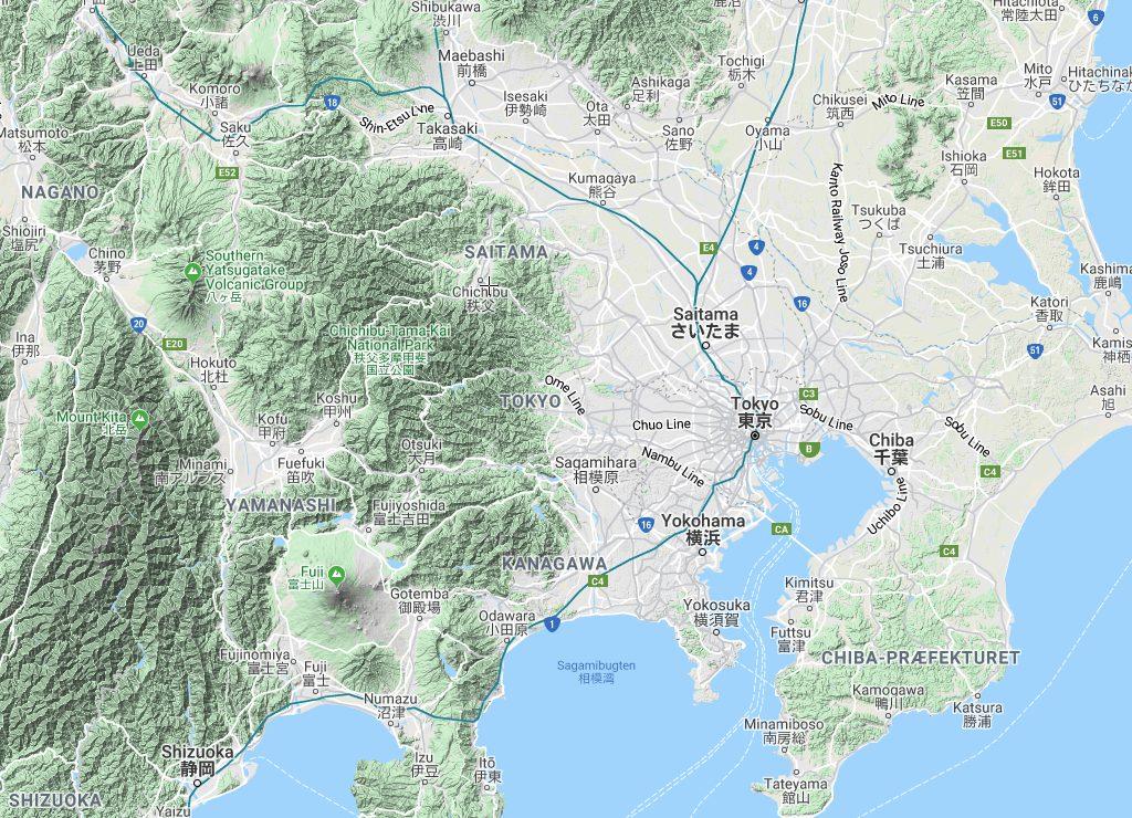 Giappone Tokyo breve viaggio