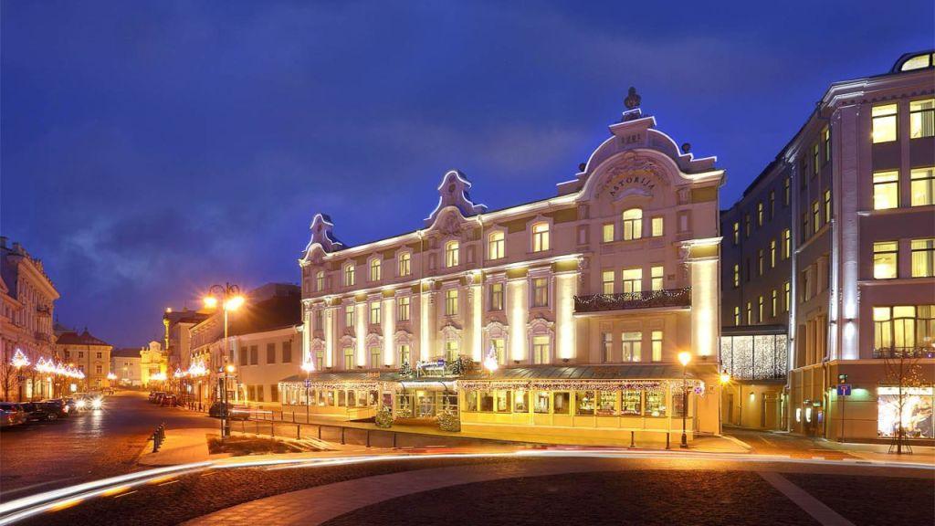Litauen - Vilnius - Rejser