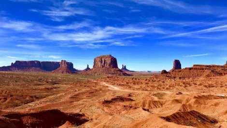 USA - Monument Valley, roadtrip - rejser