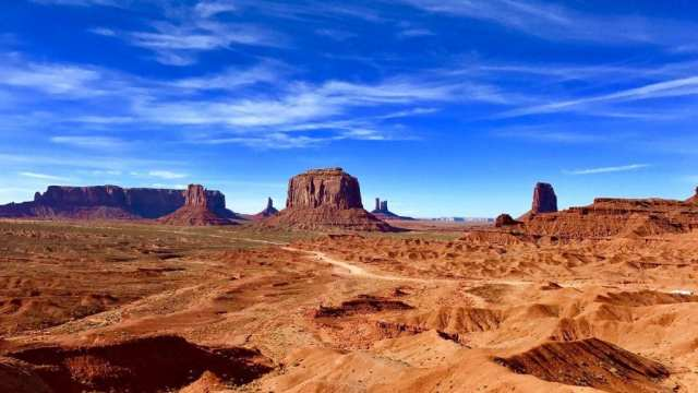 USA - Monument Valley, road trip - travel